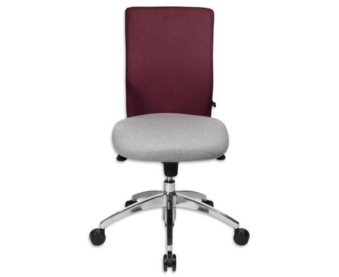 Flexness Drehstuhl Style ohne Armlehnen-4