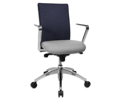 Flexness Drehstuhl Style mit Armlehnen-1