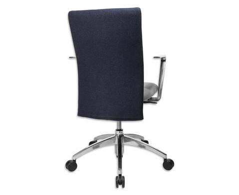 Flexness Drehstuhl Style mit Armlehnen-4