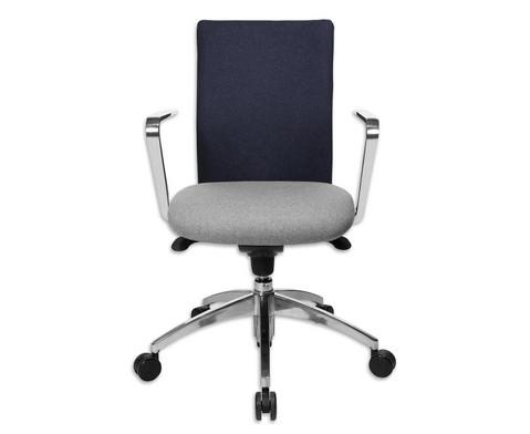 Flexness Drehstuhl Style mit Armlehnen-5