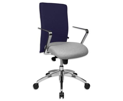 Flexness Drehstuhl Style mit Armlehnen-11