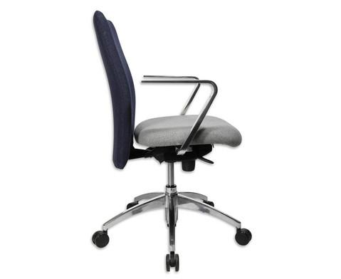 Flexness Drehstuhl Style mit Armlehnen-8