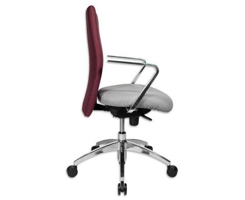 Flexness Drehstuhl Style mit Armlehnen-17