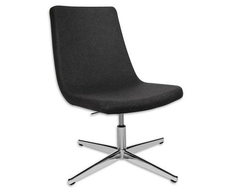 Flexness Lounge Stuhl ohne Armlehnen-12