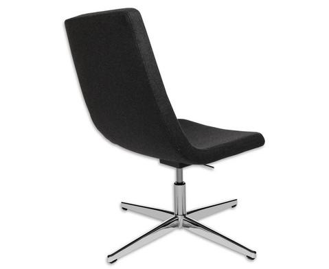 Flexness Lounge Stuhl ohne Armlehnen-15