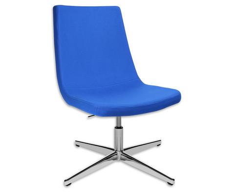 Flexness Lounge Stuhl ohne Armlehnen-4