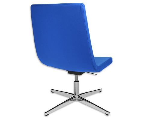 Flexness Lounge Stuhl ohne Armlehnen-6
