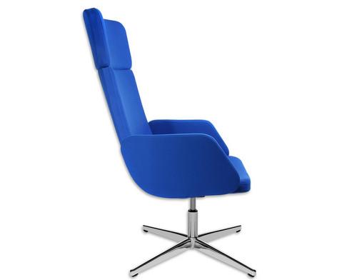 Flexness Lounge Sessel mit Armlehnen-2