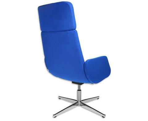 Flexness Lounge Sessel mit Armlehnen-4