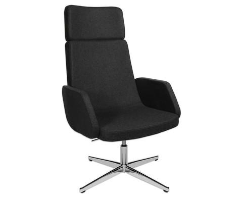 Flexness Lounge Sessel mit Armlehnen-9