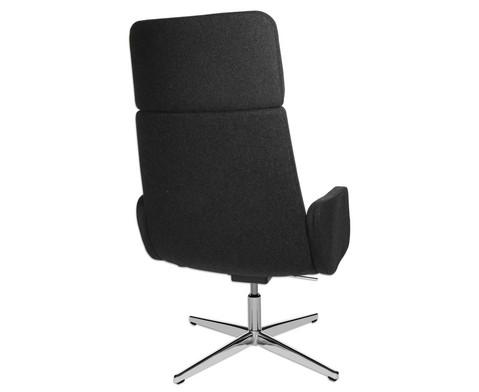 Flexness Lounge Sessel mit Armlehnen-10