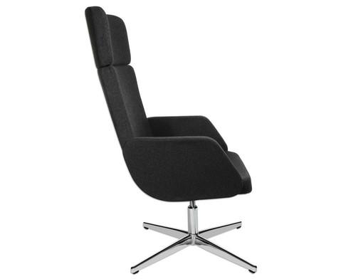 Flexness Lounge Sessel mit Armlehnen-11