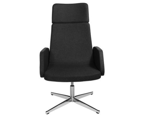 Flexness Lounge Sessel mit Armlehnen-12