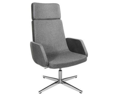 Flexness Lounge Sessel mit Armlehnen-5