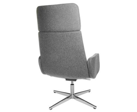 Flexness Lounge Sessel mit Armlehnen-6