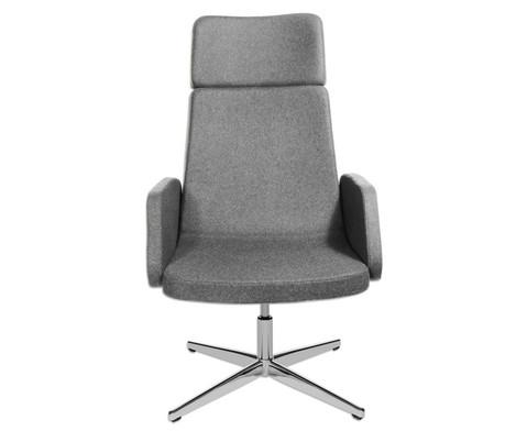 Flexness Lounge Sessel mit Armlehnen-7