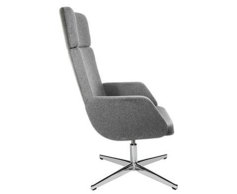 Flexness Lounge Sessel mit Armlehnen-8