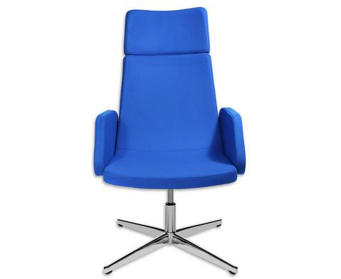 Flexness Lounge Sessel mit Armlehnen-16