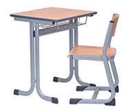 Einzeltisch C-Fuß