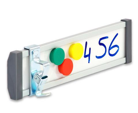 Beschilderungssystem Whiteboard-Tuerschild
