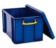 Aufbewahrungsbox 35 l, blau