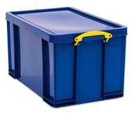 Aufbewahrungsbox 84 l, blau