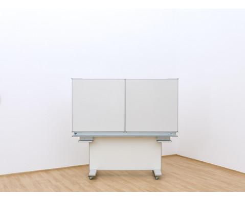 Gestell-Klappschiebetafel fahrbar-3