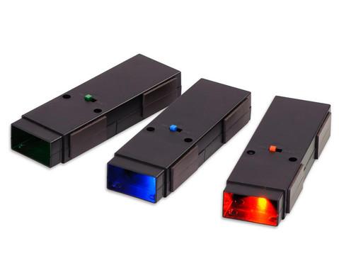 Betzold LED-Strahler 3er-Satz rot gruen blau