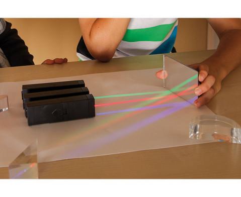 LED-Strahler 3er Satz rot gruen blau-12