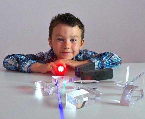 LED-Strahler 3er Satz rot gruen blau-14