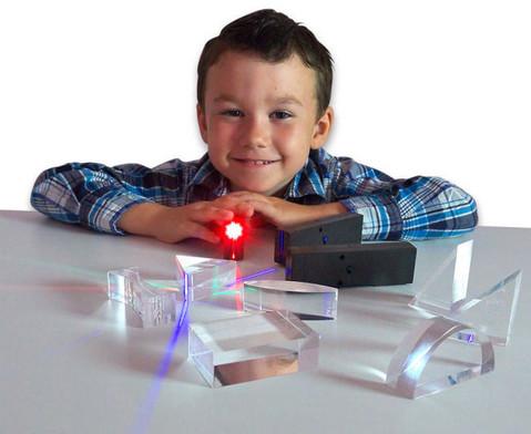 LED-Strahler 3er Satz rot gruen blau-13