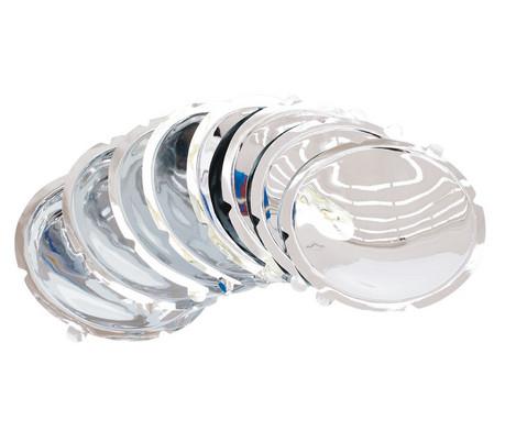 Plastik-Brennspiegel - 10er-Satz