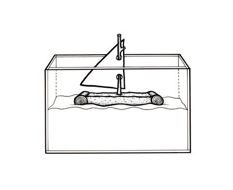 Experimentier-Koffer Schwimmen - Schweben - Sinken-5