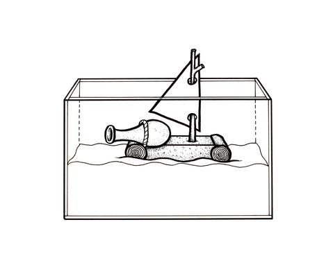 Experimentier-Koffer Schwimmen - Schweben - Sinken-8