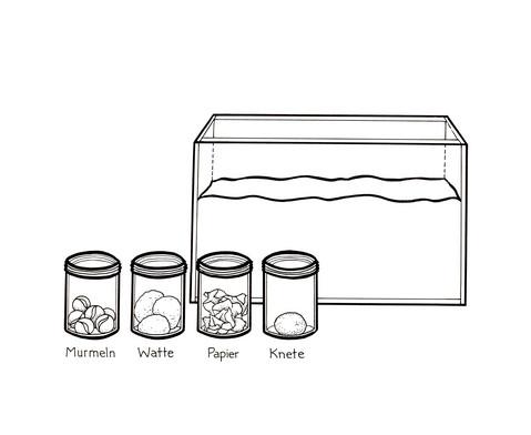 Experimentier-Koffer Schwimmen - Schweben - Sinken-12