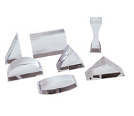 Acryl-Prismen für Optik-Experimente
