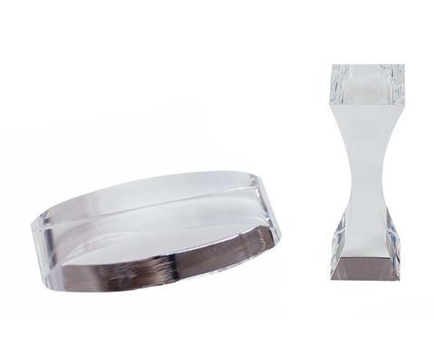 Acryl-Prismen - konkave und konvexe Linsen-1