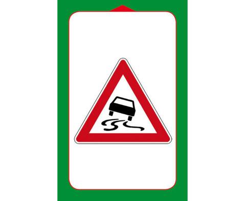 Kartensatz fuer den magischen Zylinder Verkehrszeichen-2