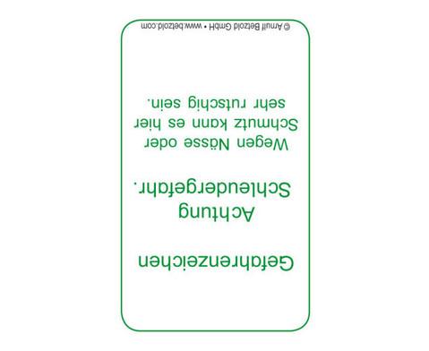 Kartensatz fuer den magischen Zylinder Verkehrszeichen-3