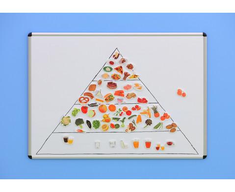 Magnetische Lebensmittel-Bilder plus Kunststoffbox-5