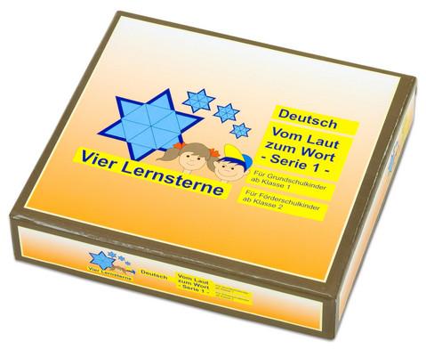 Lernstern Deutsch Vom Laut zum Wort - Serie 1-1