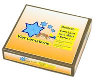 Lernstern Deutsch: Vom Laut zum Wort - Serie 1