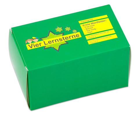 Lernsterne - Fruehenglisch Erste Wortfelder 2-2