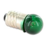 Glühlämpchen, 3,5V, grün - Satz mit 20 Stück