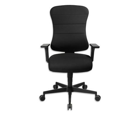 Flexness Drehstuhl Comfort mit Armlehnen-5