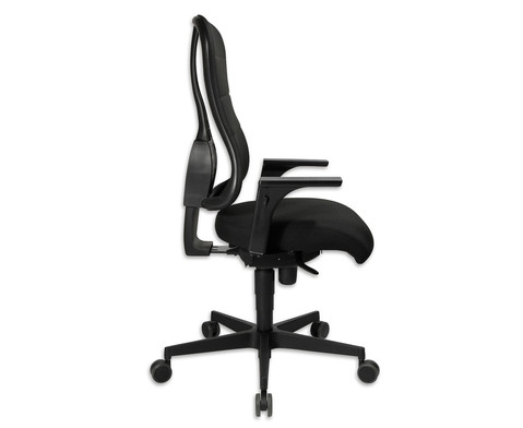 Flexness Drehstuhl Comfort mit Armlehnen-8