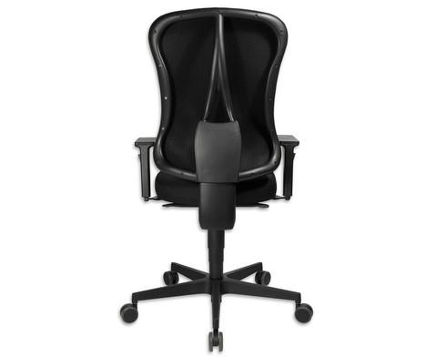 Flexness Drehstuhl Comfort mit Armlehnen-9