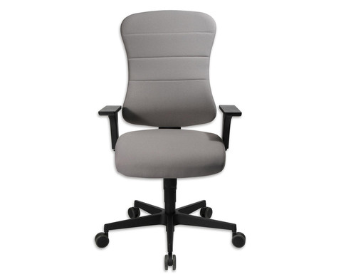 Flexness Drehstuhl Comfort mit Armlehnen-36