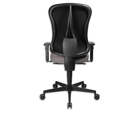 Flexness Drehstuhl Comfort mit Armlehnen-37