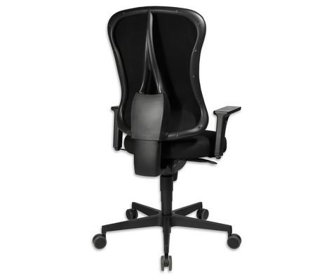 Flexness Drehstuhl Comfort mit Armlehnen-31